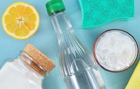 5 Рецептів безпечних засобів для чищення для будинку