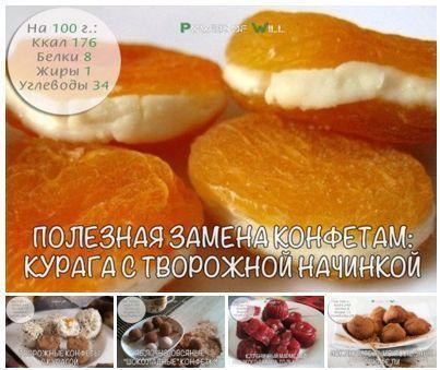 5 Рецептів дієтичних солодощів