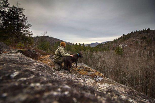 Американець подорожує по сша зі своєю хворою собакою, щоб скрасити останні дні її життя