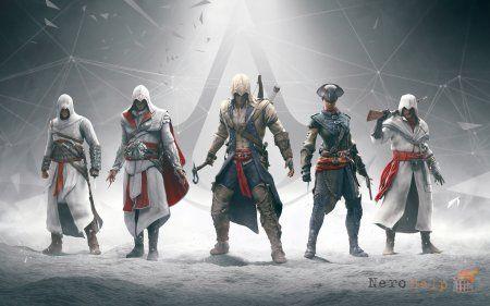 Анонс Assassin`s Creed Identity