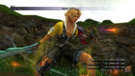 Анонсовано Final Fantasy X | X-2 HD Remaster для PlayStation 4