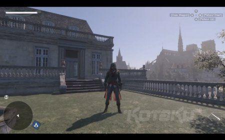 Assassin`s Creed: Unity - перші скріншоти