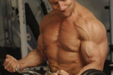 нарощування м`язів базові вправи