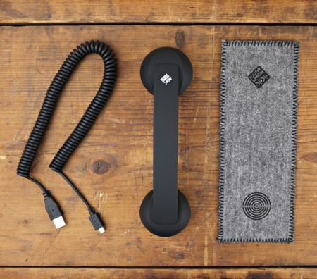 Бездротова ретро-трубка POP PHONE Bluetooth від Native Union