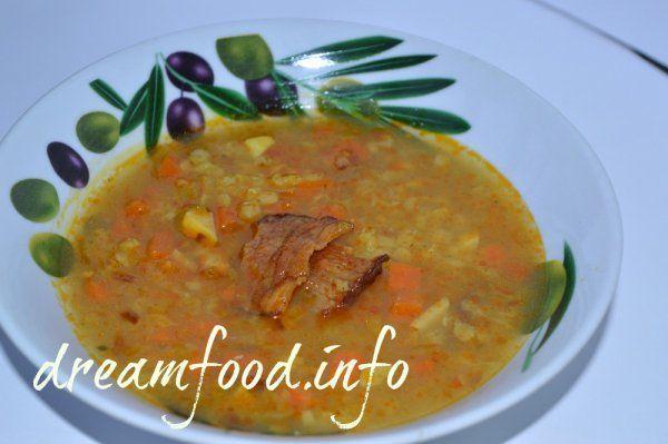 Сочевичний суп Джеймі Олівера