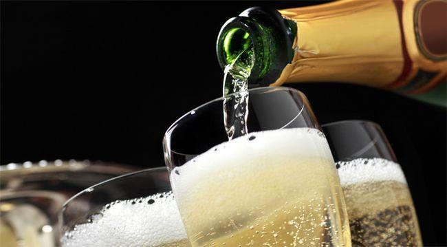 справжнє шампанське