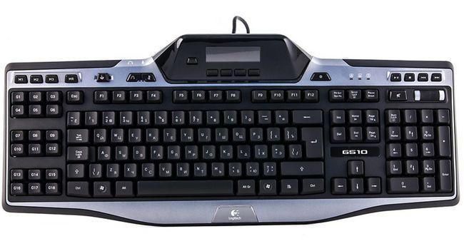 мембранна клавіатура