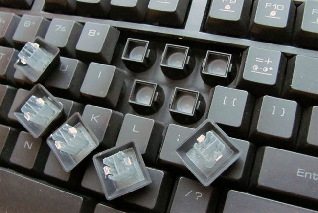 механічна клавіатура