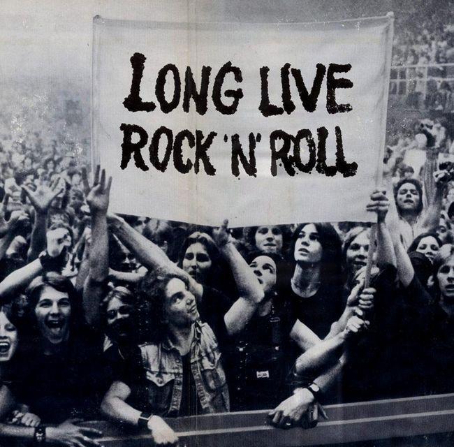 Фанати рок-н-ролу