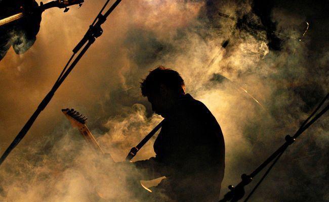 Рок музикант