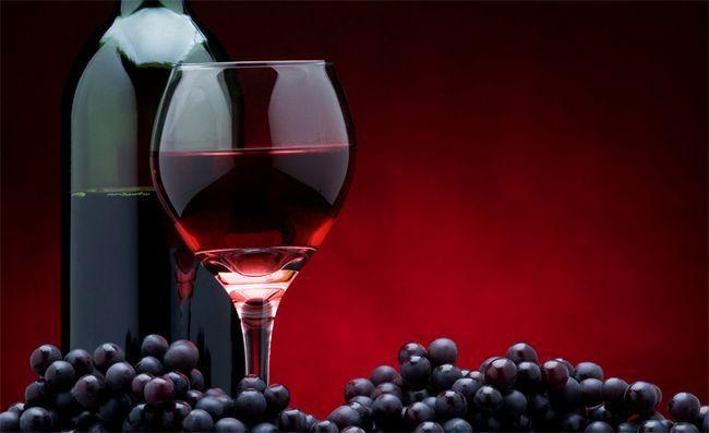 Вино і виноград