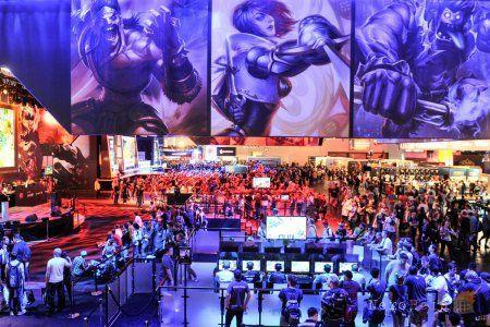 Цифри з Gamescom: 35 тисяч осіб відвідали виставку