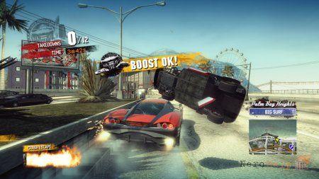 Criterion Games ведуть переговори про релізі Burnout Paradise для приставки Xbox One