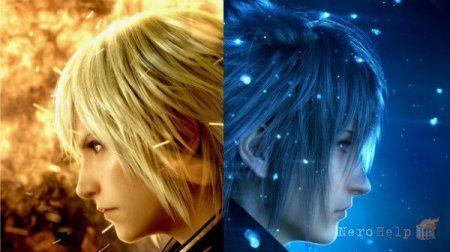 Демо Final Fantasy XV разом з Final Fantasy Type-0 HD
