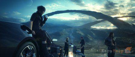 Демо-версія Final Fantasy XV Episode Duscae готова на 80%