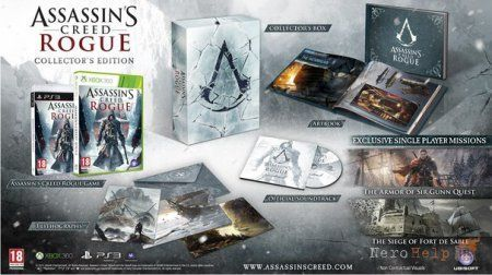 Європейське колекційне видання Assassin`s Creed: Rogue