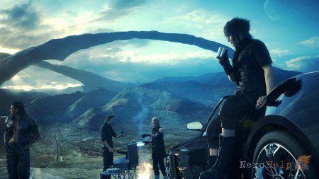 Final Fantasy XV - GameInformer опублікував нове геймплейне відео довгоочікуваної RPG