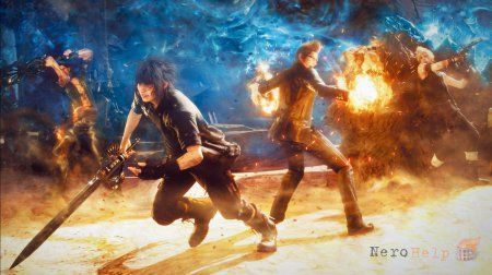 Фреймрейт в Final Fantasy XV: Episode Duscae провалюється нижче 20fps