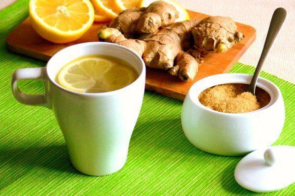Імбирний чай від застуди: 4 ароматних рецепта на будь-який смак