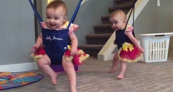 Ірландські танці у виконанні немовлят! Відео