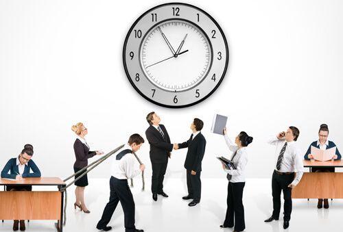 Дослідження і оцінка стану діловодства в філіях компанії