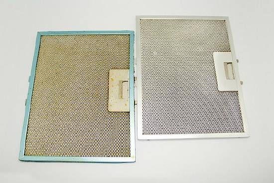 Як легко відмити фільтр кухонної витяжки будинку?