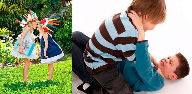 психологія, дитячі образи