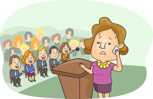 Як перестати боятися і полюбити публічні виступи