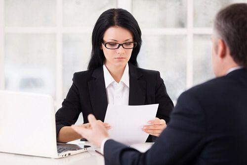 Як висловити відмову про прийом на роботу в діловому листі