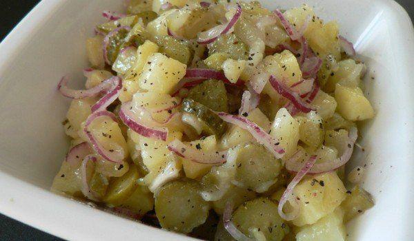 Як зробити картопляний салат