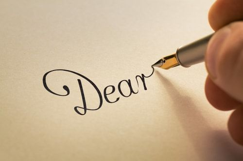 Як скласти лист-вибачення?