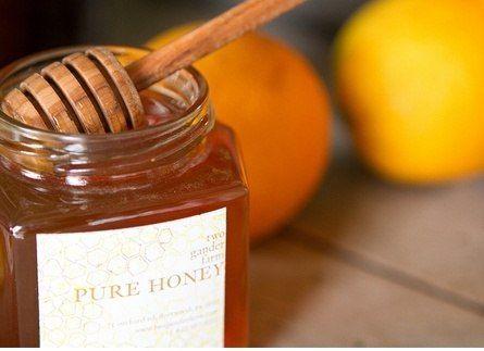 Кавово-медовий скраб з лимоном / апельсином