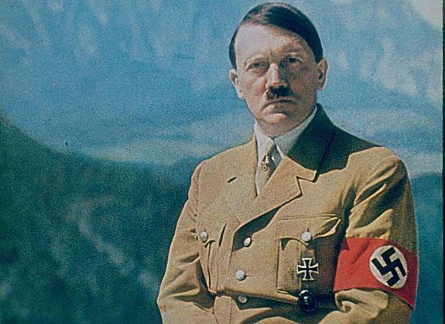 Коли і де помер гітлер?