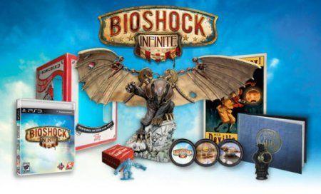 Колекційна фігурка співочу пташку з BioShock Infinite доступна для попереднього замовлення