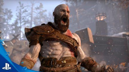 Кратос ростить сина в скандинавських лісах в трейлері нової God of War
