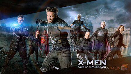 Люди Ікс: Дні минулого майбутнього