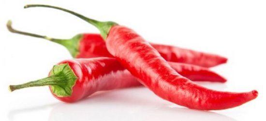 Маски для тіла з червоним перцем - расщепляем жир!