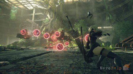 Маса подробиць про таємничу NieR: Automata для PlayStation 4