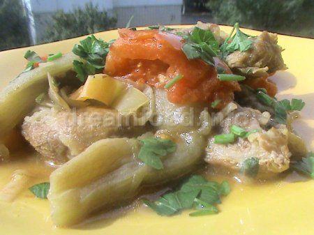 М`ясо з овочами