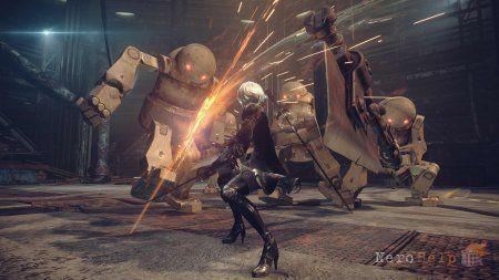 NieR Automata обзавівся дебютним геймплейні трейлером, новими скріншотами і артами