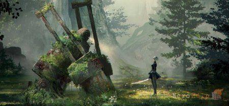 Nier: Automata - розробка гри підійшла до кінця, проект відправлений до друку