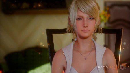 Новий трейлер Final Fantasy XV