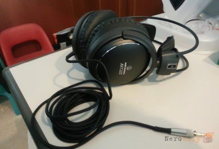 Огляд Audio-Technica ATH-A900X LTD