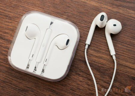 Огляд навушників Apple EarPods Lightning