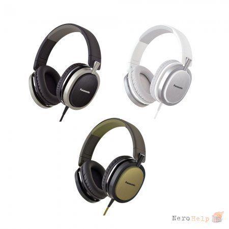 Огляд навушників Panasonic RP-HX550