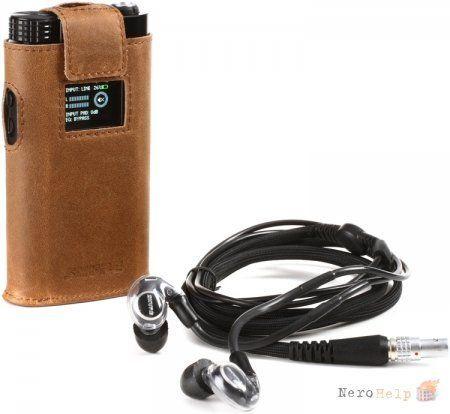 Огляд навушників-вкладишів Shure KSE1500