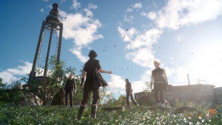 Офіційно: Final Fantasy XV буде переведена на російську мову