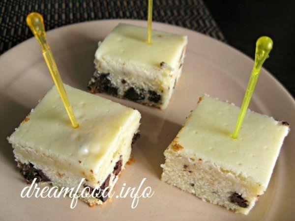 Пиріг з чорносливом і шоколадом на кожен день