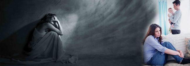 як впоратися з післяпологовий депресією