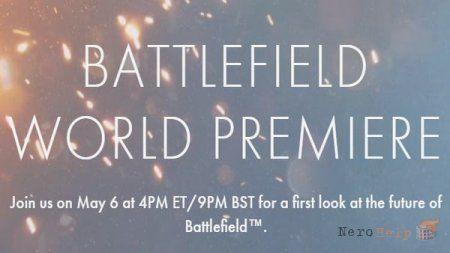 Представлений перший тизер нової частини Battlefield